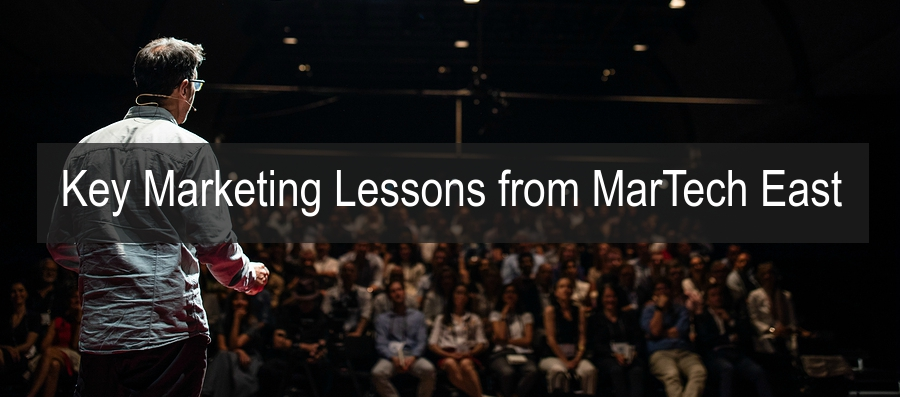 SearchChat Podcast: Key Marketing Lessons from MarTech East