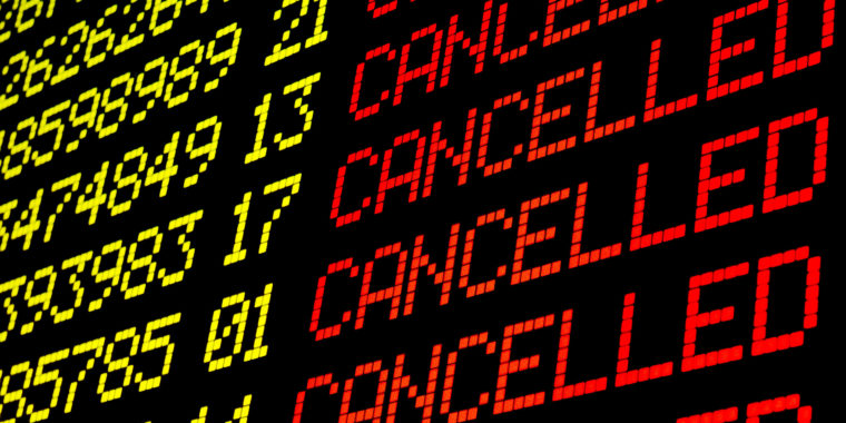 B2B Conferences are being canceled