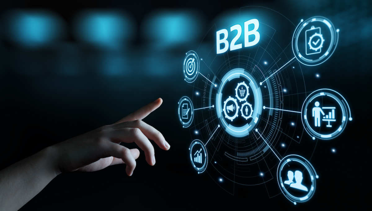 B2B Personalization Truths: Hand selecting personalized option